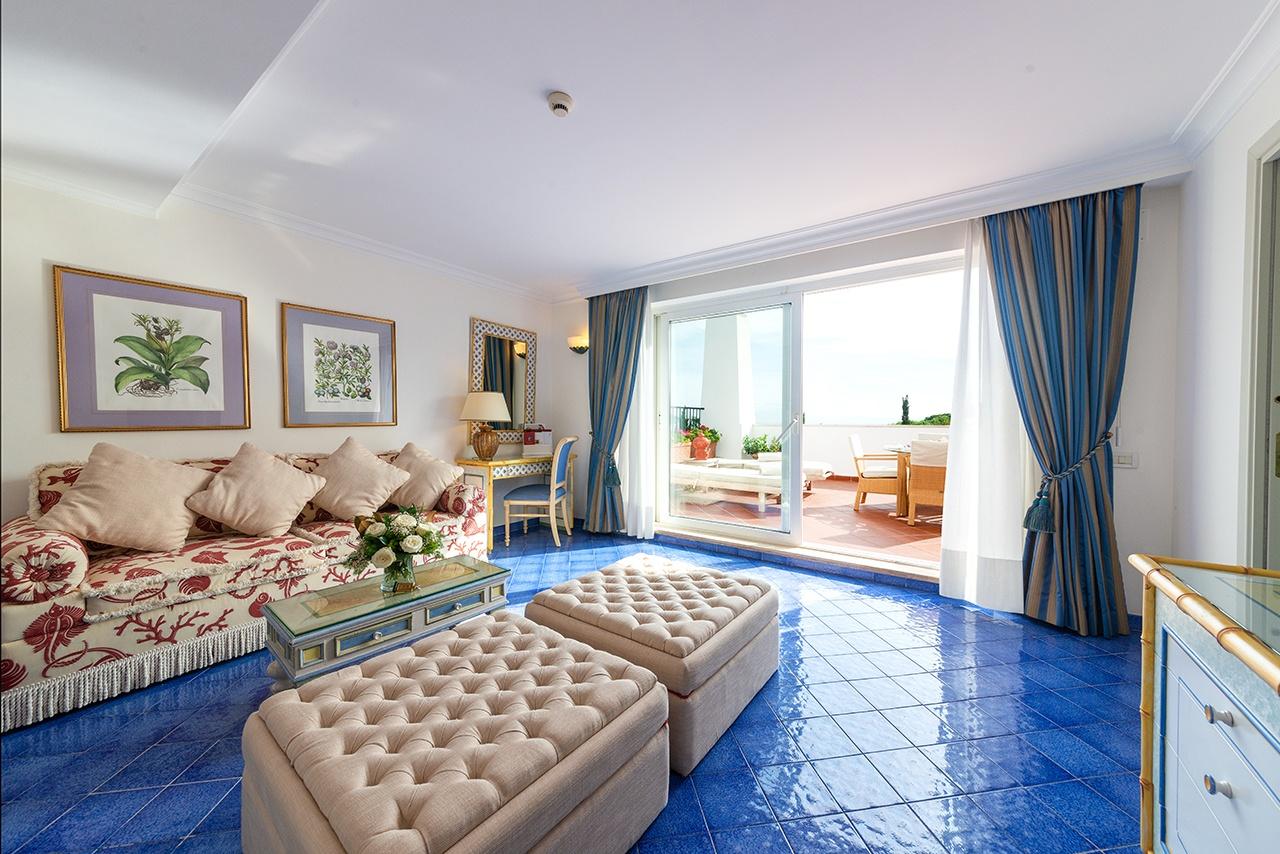 Suite Torre Hotel Il Moresco Ischia