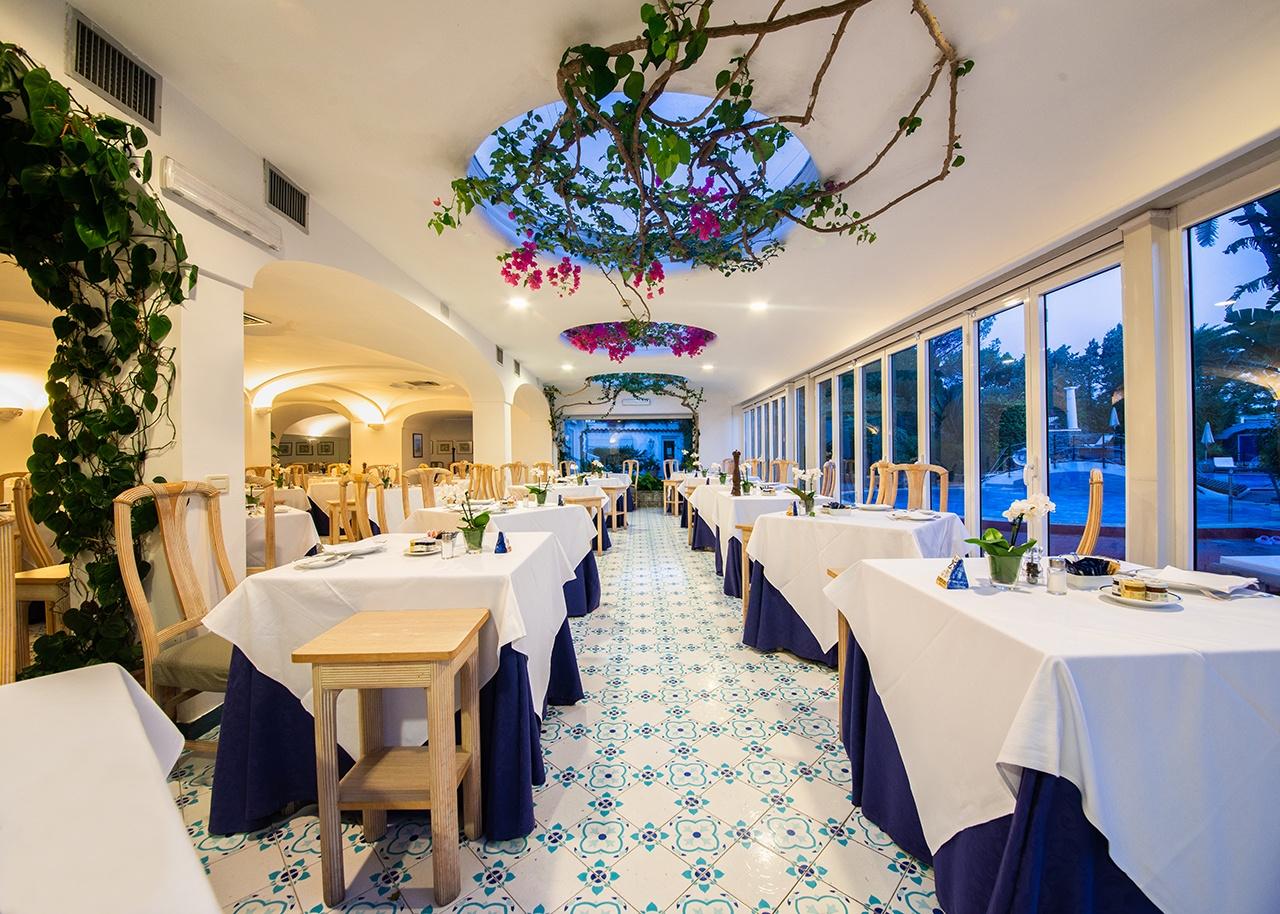 Ristorante Hotel Il Moresco Ischia